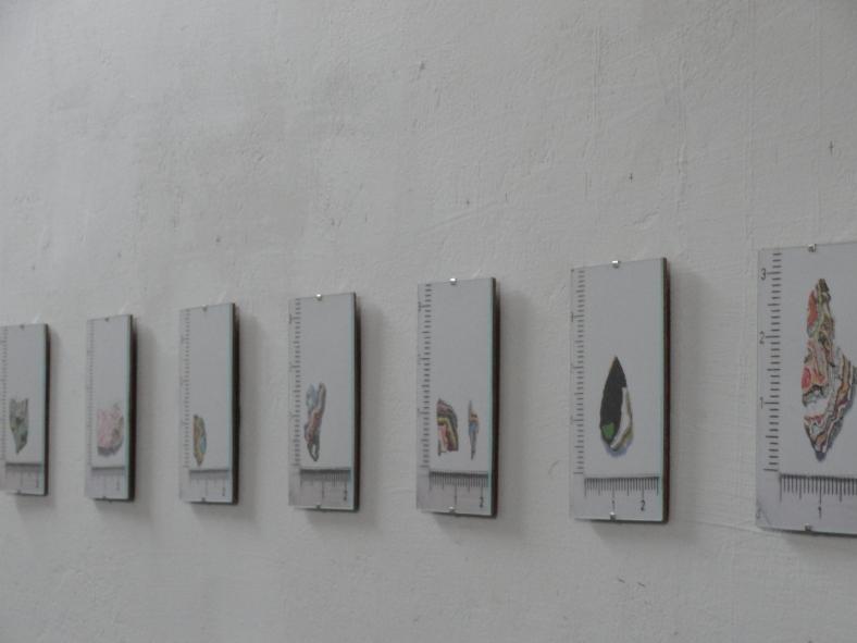Registre, 2016, installation lors ARTour 2017, la Louvière