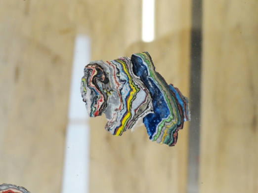 Fragments, détail, 2014